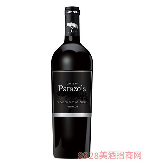 帕拉佐��城堡干�t葡萄酒750ml