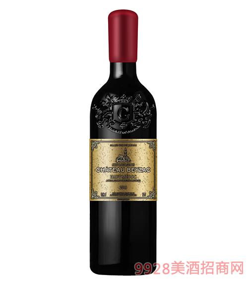 柏雅干红葡萄酒750ml