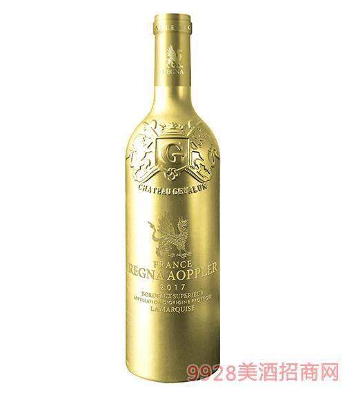 雷格�{・阿普勒干�t葡萄酒750ml