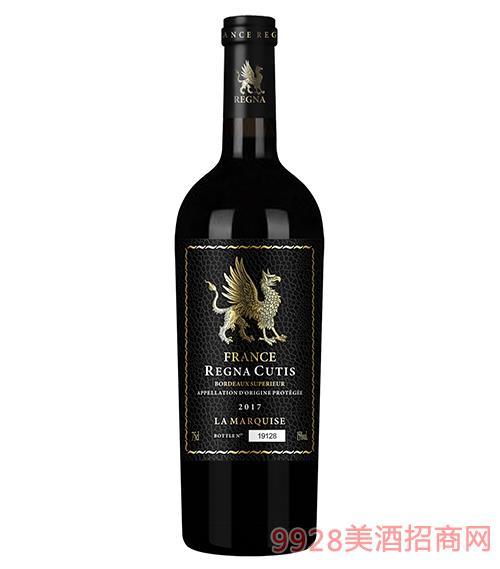 雷格纳·库蒂斯干红葡萄酒750ml