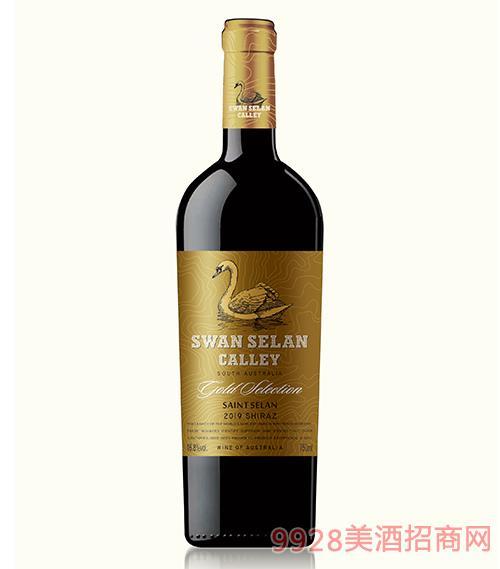 天鹅雪兰谷·圣瑟兰葡萄酒750ml
