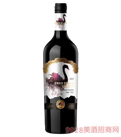 天鹅雪兰谷葡萄酒750ml