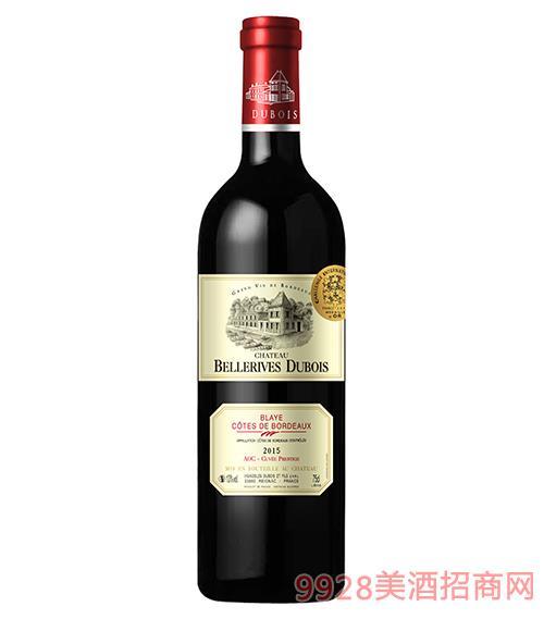 迪布瓦葡萄酒750ml