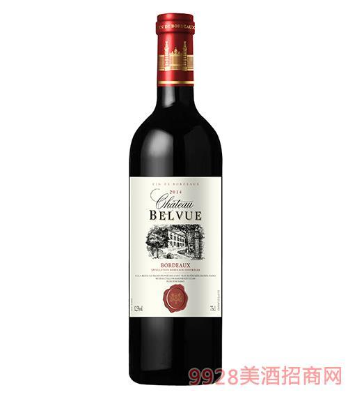 贝尔维葡萄酒750ml