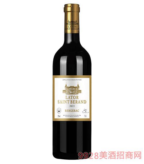 拉�D圣莫伯特・拉古洛葡萄酒750ml