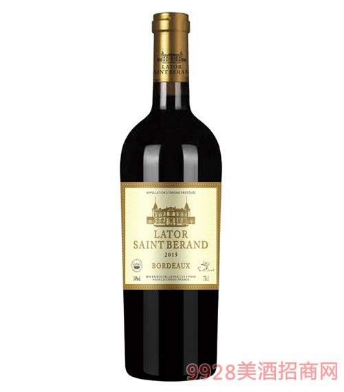 拉�D圣莫伯特・艾巴�Z葡萄酒750ml