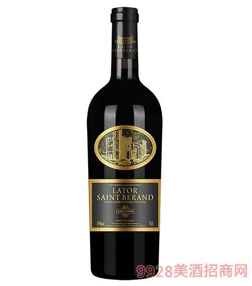 拉图圣莫伯特·蒂马顿葡萄酒750ml