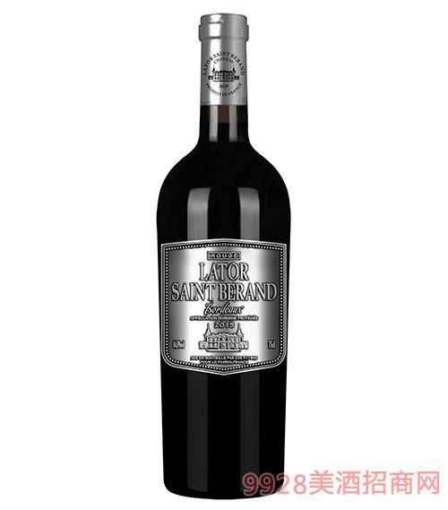 拉图圣莫伯特·索里斯葡萄酒750ml