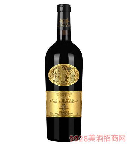 拉图圣莫伯特·贝蒙尼葡萄酒750ml