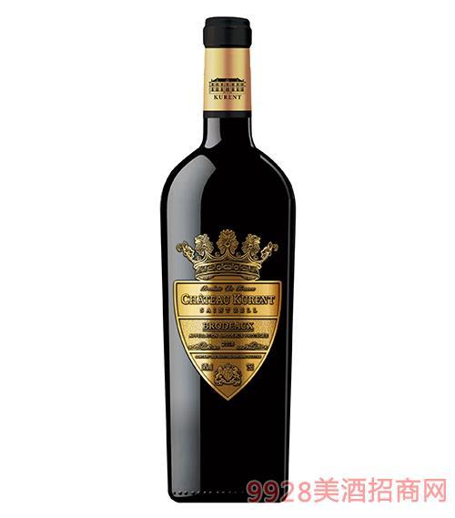卡伦图·圣泽尔干红葡萄酒750ml