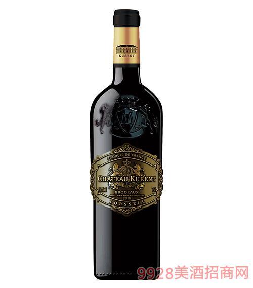 卡伦图·弗赛尔干红葡萄酒750ml
