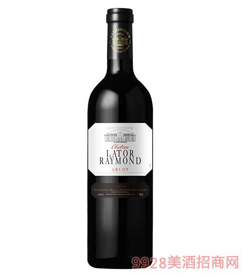 拉图雷蒙城堡·奥乐红葡萄酒750ml
