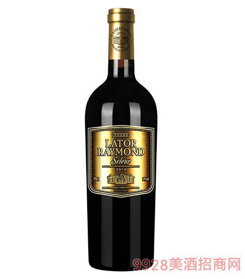 拉图雷蒙城堡·赛勒干红 法国原瓶进口