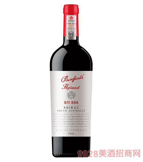 奔富海�m酒�fBN888干�t葡萄酒