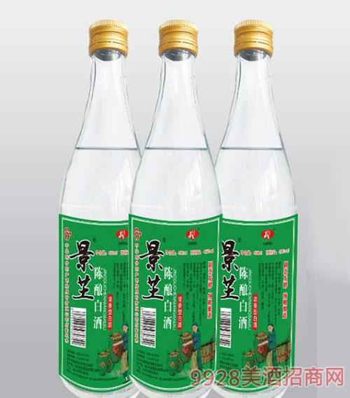 景芝陳釀白酒