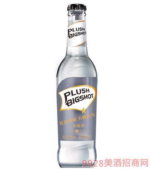 大咖动力苏打酒清纯型