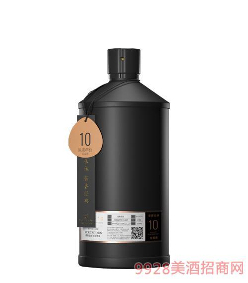 精品金�家酒53度500ml