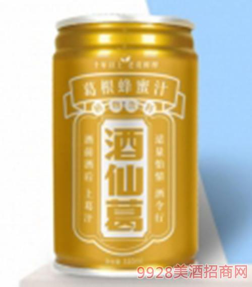 天之方 酒仙葛 310ml 植物饮料