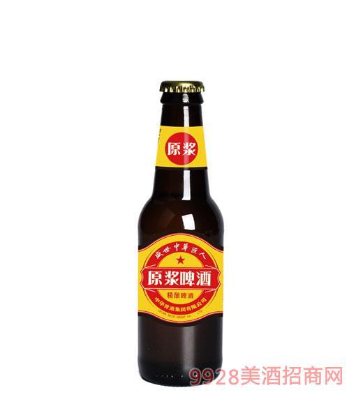 盛世中�A巨人原�{啤酒普通�w228mlx24