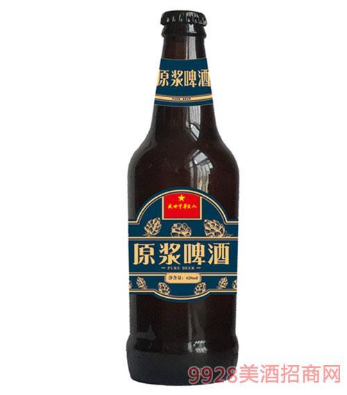 盛世中�A巨人原�{啤酒普通�w420mlx12