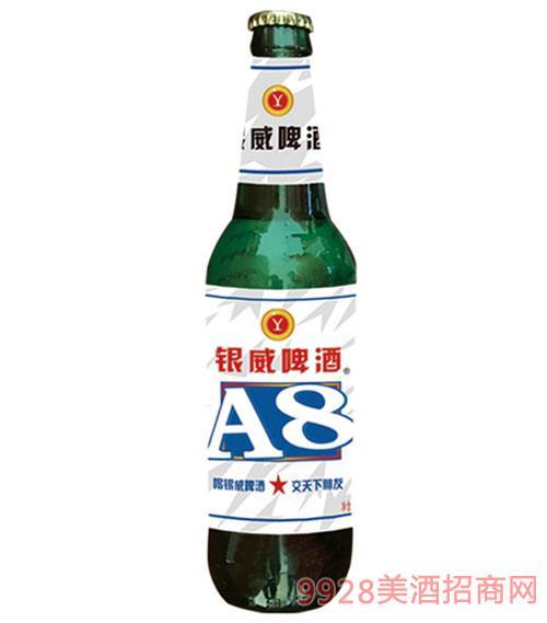 �y威啤酒A8-500mlx12瓶