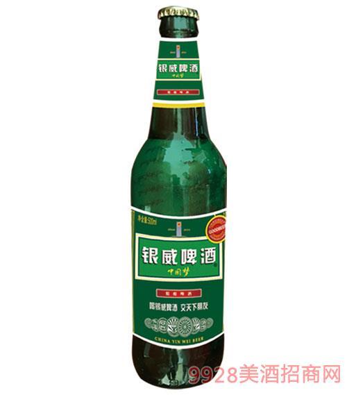 �y威啤酒中����500mlx12瓶