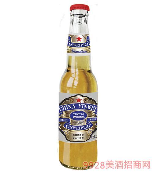 �y威�{啤酒瓶�b白330mlx24