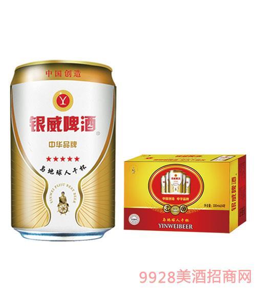 �y威啤酒�c地球人半杯330mlx24罐