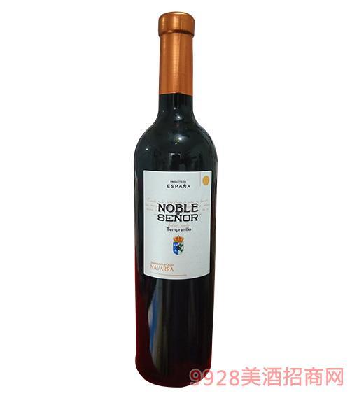 西班牙圣罗奥干红葡萄酒