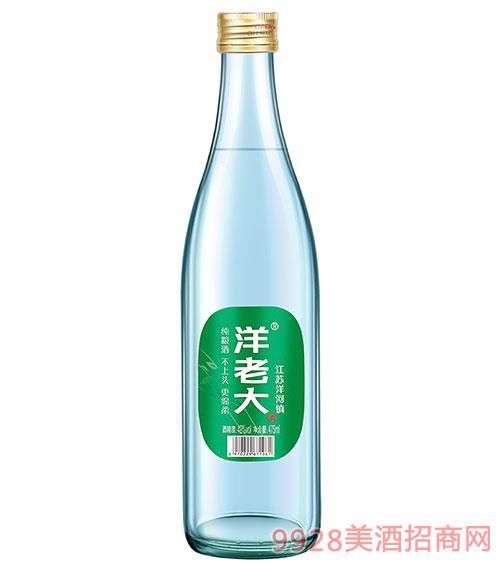 洋老大酒(绿标)42度475ml