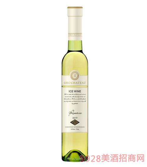 欧洛酒庄珍藏级冰白葡萄酒12.5度