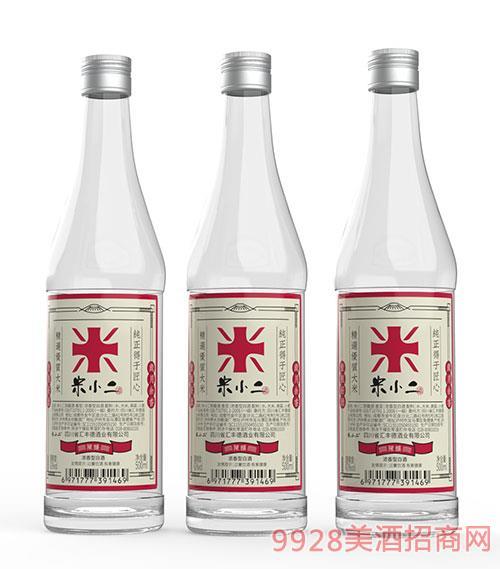 米小二酒陈酿42度500ml