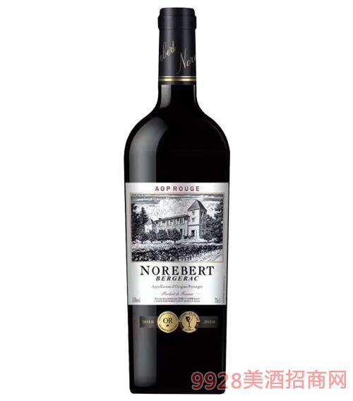 �Z波特・圣殿干�t葡萄酒750ml