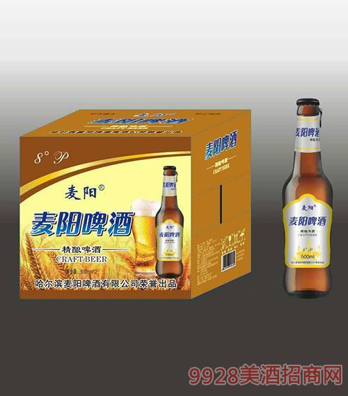 麦阳啤酒精酿啤酒