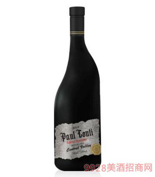 保罗康帝干红葡萄酒14度700ml