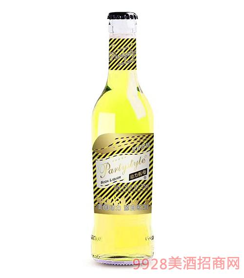 美国动力航母苏打酒-狂野激情3.5度275ml