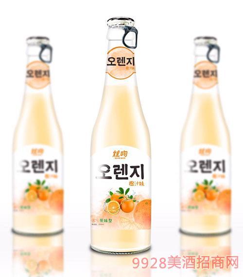 炫吻含�夤�味�料橙汁味260ml