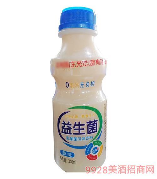 益生菌原味乳酸菌风味饮品340ml