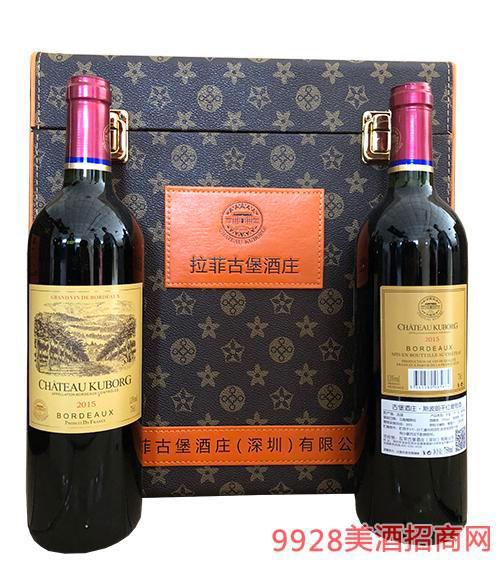 法国CASITE2014佳美娜干红葡萄酒