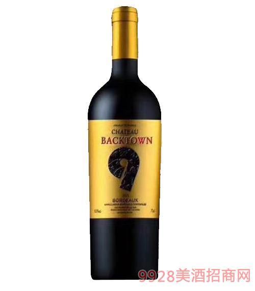 小柏桐侯爵干�t葡萄酒15.5度750ml
