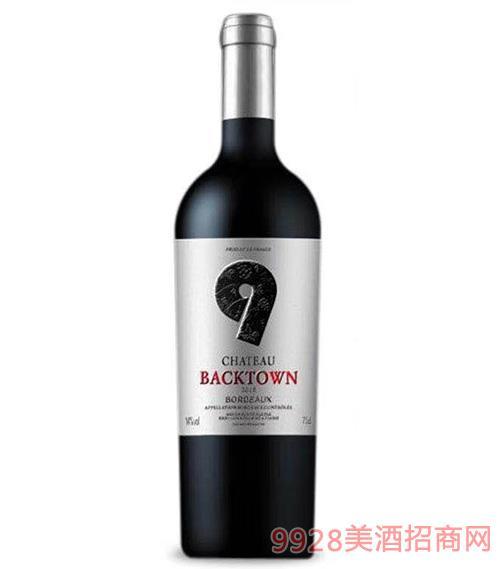 小柏桐伯爵干�t葡萄酒14度750ml