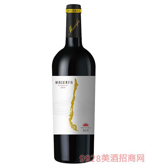 �~��法・智利山谷干�t葡萄酒13度750ml