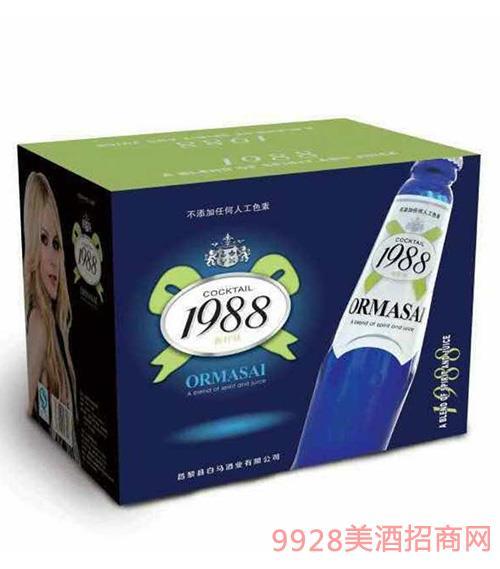 �W蔓莎1988果味酒箱�b