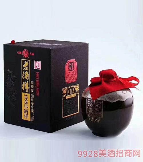 西鳳酒酒海珍藏55度750ml