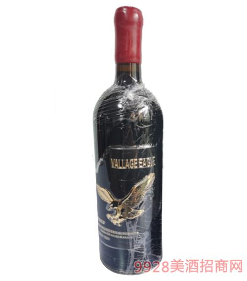 澳谷金��干�t葡萄酒14.3度750ml