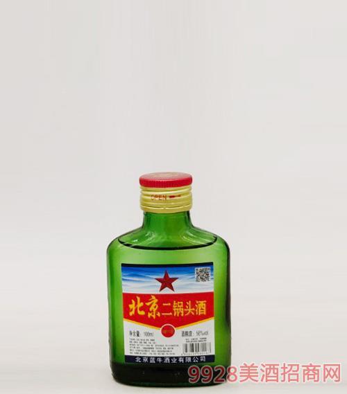 北京二鍋頭酒56度100ml