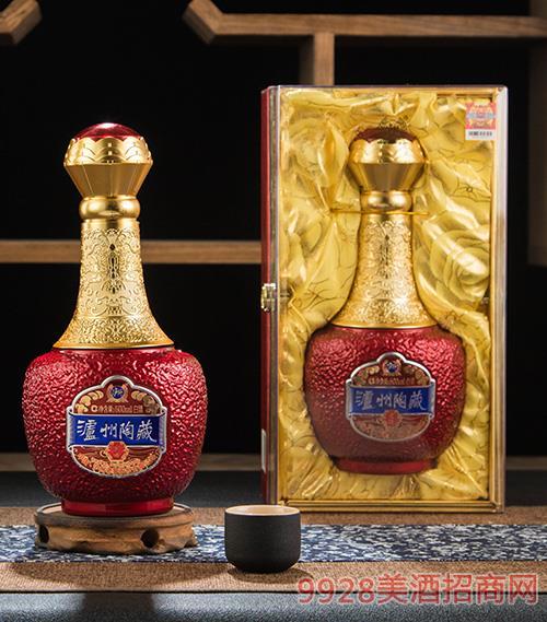 泸州陶藏酒 宏道