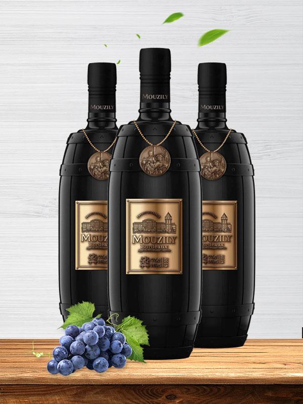 穆泽酒庄-穆泽列级庄干红葡萄酒