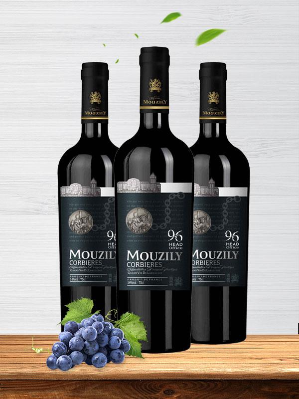 穆泽酒庄-穆泽掌门人干红葡萄酒