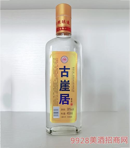 古崖居富貴酒38度450ml